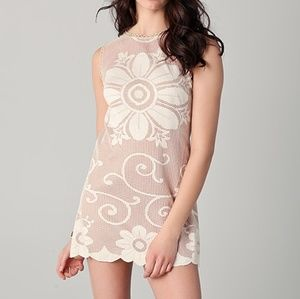 Free People New Romantics Almost Famous Lace Dress
